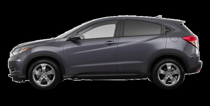 2018 Honda HR-V EX | Photo 4 | Modern Steel Metallic