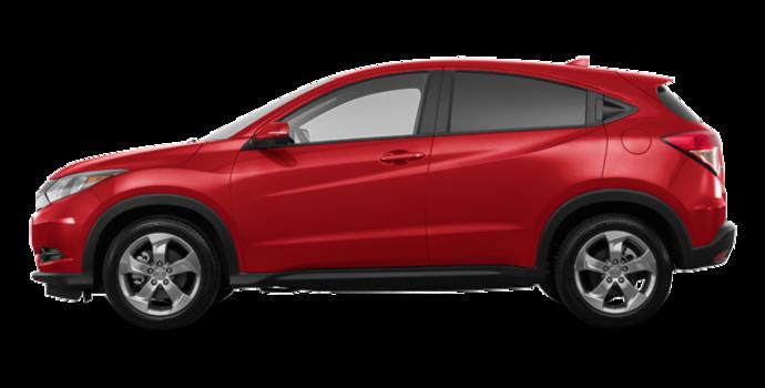 2018 Honda HR-V EX | Photo 4 | Milano red