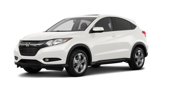 2018 Honda HR-V EX | Photo 6 | White Orchid Pearl