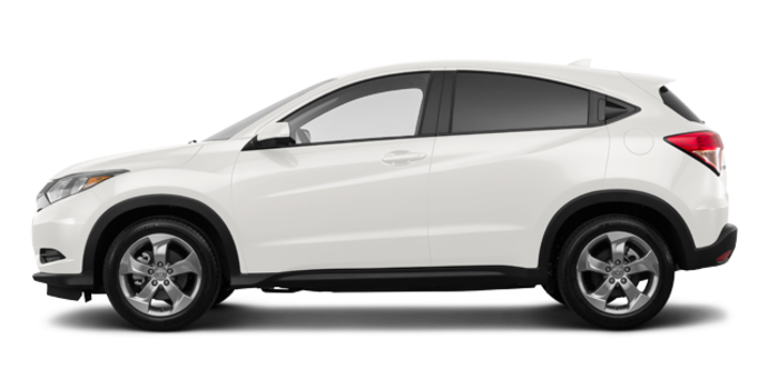2018 Honda HR-V LX | Photo 4 | White Orchid Pearl