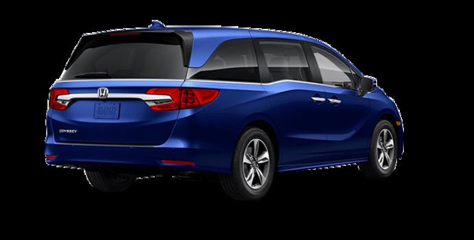 2018 Honda Odyssey EX-L NAVI | Photo 5 | Obsidian Blue Pearl