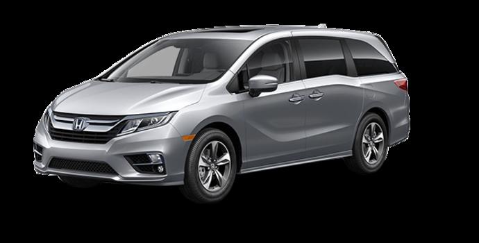 2018 Honda Odyssey EX-L NAVI | Photo 6 | Lunar Silver Metallic
