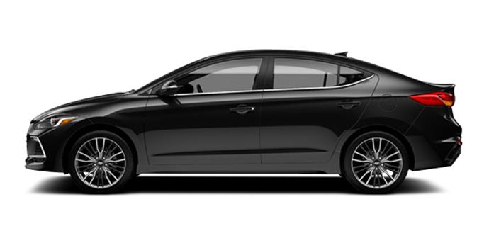 2018 Hyundai Elantra Sport BASE | Photo 4 | Space Black