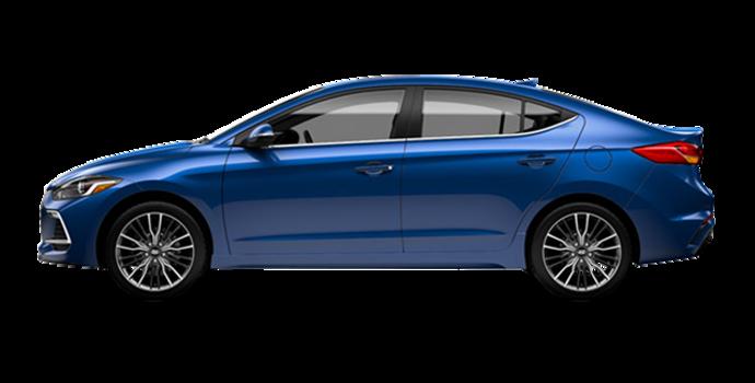 2018 Hyundai Elantra Sport TECH | Photo 4 | Marina Blue