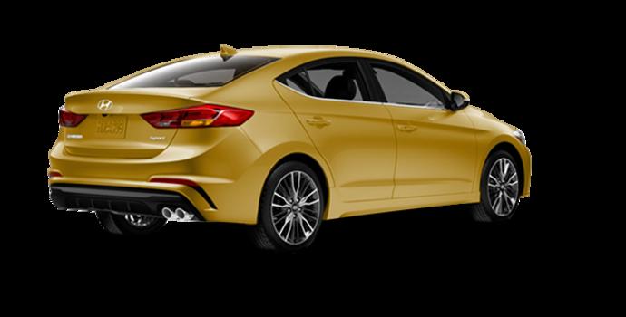 2018 Hyundai Elantra Sport TECH | Photo 5 | Blazing Yellow
