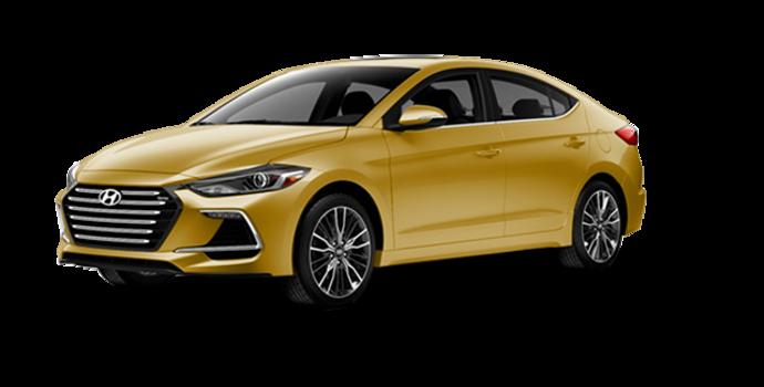 2018 Hyundai Elantra Sport TECH | Photo 6 | Blazing Yellow