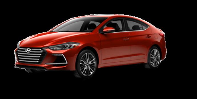 2018 Hyundai Elantra Sport TECH | Photo 6 | Phoenix Orange