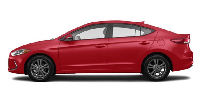 2018 Hyundai Elantra GL | Photo 4 | Fiery Red