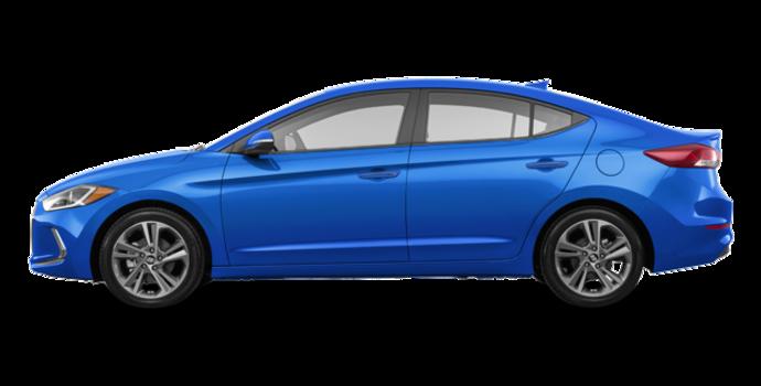 2018 Hyundai Elantra GLS | Photo 4 | Marina Blue