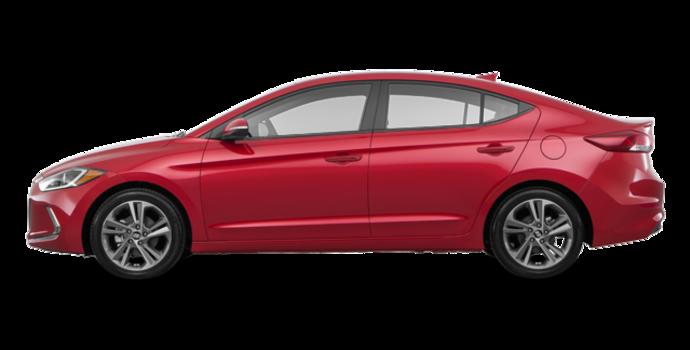 2018 Hyundai Elantra GLS | Photo 4 | Fiery Red