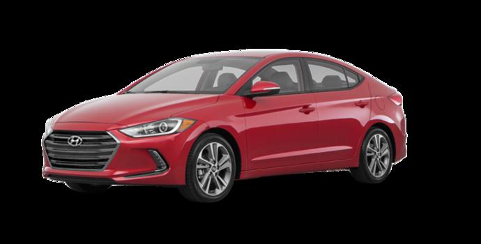 2018 Hyundai Elantra GLS | Photo 6 | Fiery Red