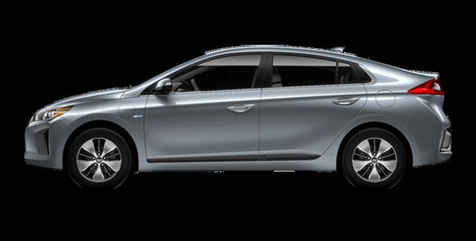 2018 Hyundai Ioniq Electric Plus LIMITED | Photo 4 | Iron Grey