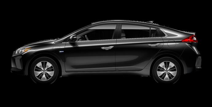 2018 Hyundai Ioniq Electric Plus LIMITED | Photo 4 | Phantom Black