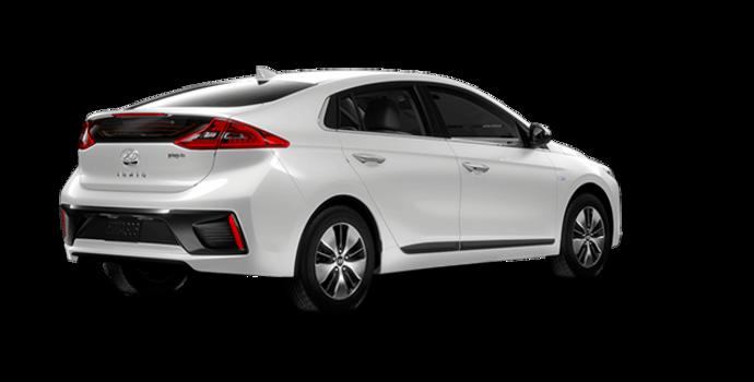2018 Hyundai Ioniq Electric Plus LIMITED | Photo 5 | Polar White
