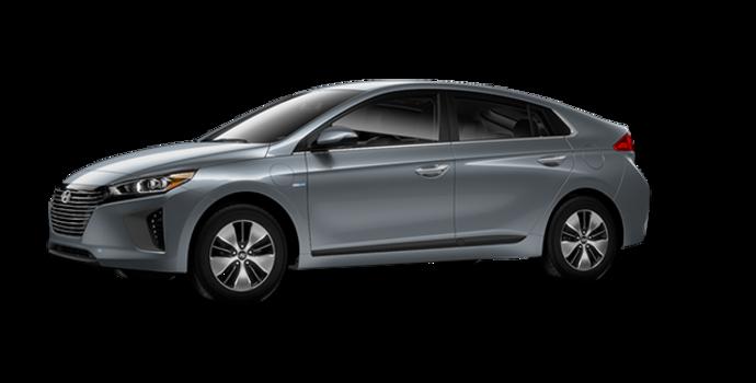 2018 Hyundai Ioniq Electric Plus LIMITED | Photo 6 | Aurora Silver