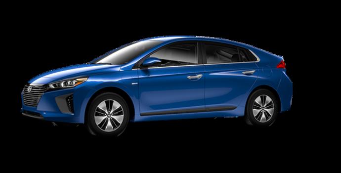 2018 Hyundai Ioniq Electric Plus LIMITED | Photo 6 | Marina Blue