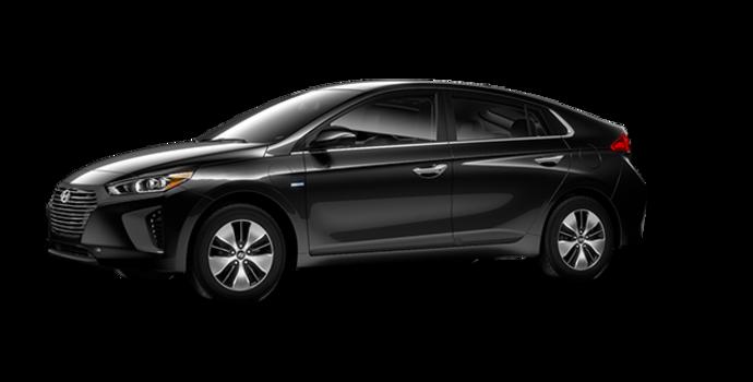 2018 Hyundai Ioniq Electric Plus LIMITED | Photo 6 | Phantom Black