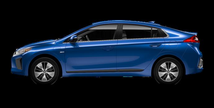 2018 Hyundai Ioniq Electric Plus SE | Photo 4 | Marina Blue