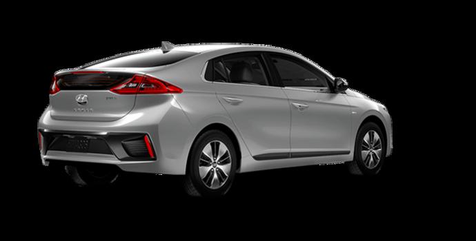 2018 Hyundai Ioniq Electric Plus SE | Photo 5 | Platinum Silver
