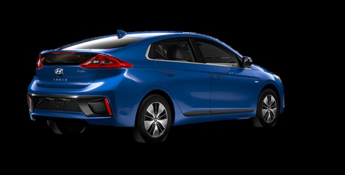2018 Hyundai Ioniq Electric Plus SE | Photo 5 | Marina Blue