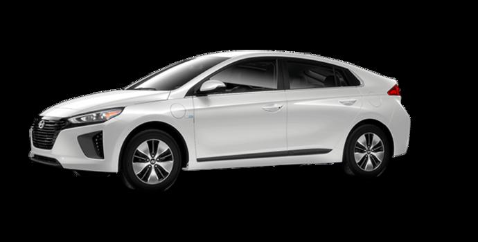 2018 Hyundai Ioniq Electric Plus SE | Photo 6 | Polar White
