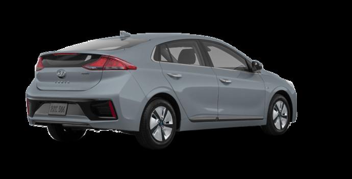 2018 Hyundai Ioniq Hybrid BLUE   Photo 5   Iron Grey