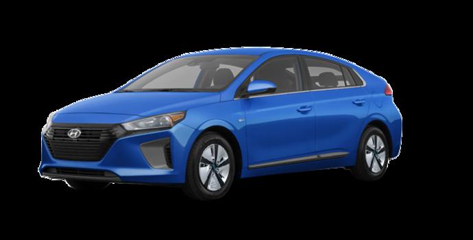 2018 Hyundai Ioniq Hybrid BLUE   Photo 6   Marina Blue