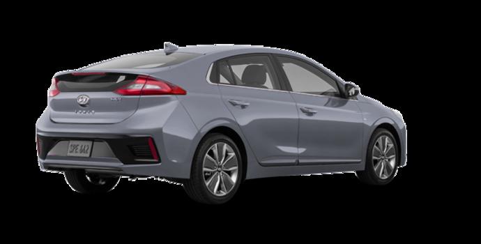 2018 Hyundai Ioniq Hybrid LIMITED/TECH | Photo 5 | Aurora Silver