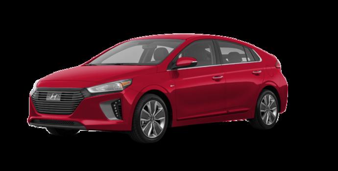 2018 Hyundai Ioniq Hybrid LIMITED/TECH | Photo 6 | Fiery Red