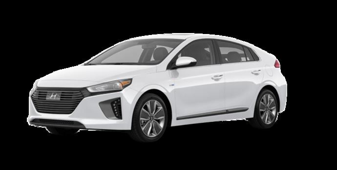 2018 Hyundai Ioniq Hybrid LIMITED/TECH | Photo 6 | Polar White