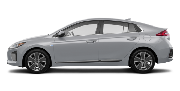 2018 Hyundai Ioniq Hybrid LIMITED | Photo 4 | Platinum Silver