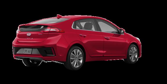 2018 Hyundai Ioniq Hybrid LIMITED | Photo 5 | Fiery Red
