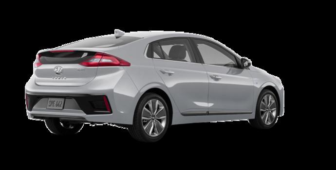 2018 Hyundai Ioniq Hybrid LIMITED | Photo 5 | Platinum Silver
