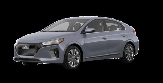 2018 Hyundai Ioniq Hybrid LIMITED | Photo 6 | Aurora Silver