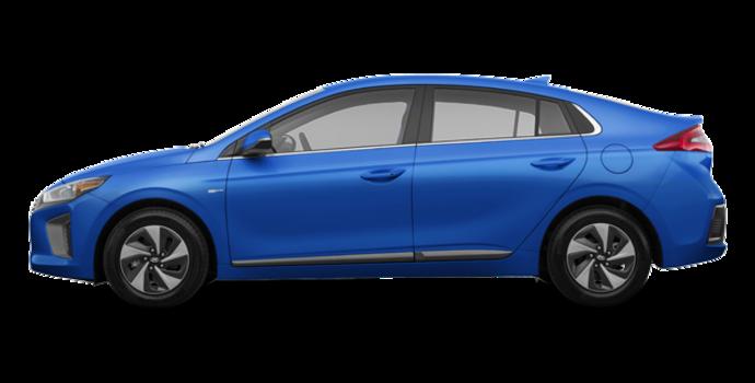 2018 Hyundai Ioniq Hybrid SE | Photo 4 | Marina Blue