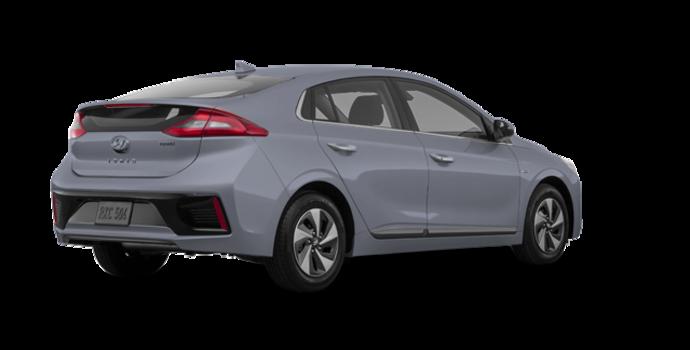 2018 Hyundai Ioniq Hybrid SE | Photo 5 | Aurora Silver