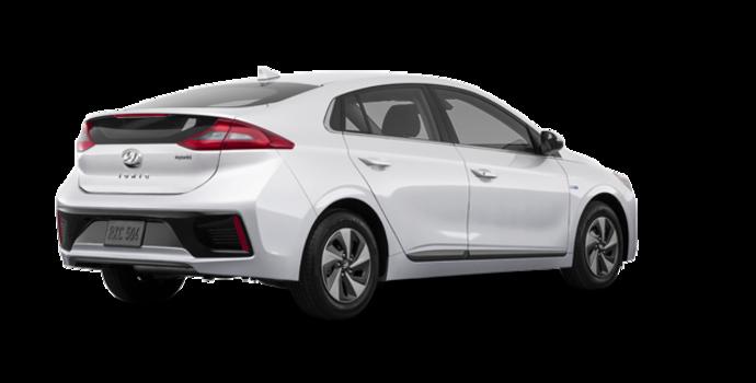 2018 Hyundai Ioniq Hybrid SE | Photo 5 | Polar White