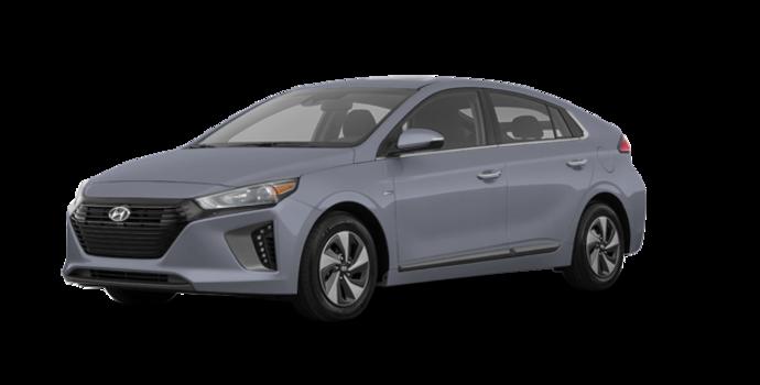 2018 Hyundai Ioniq Hybrid SE | Photo 6 | Aurora Silver