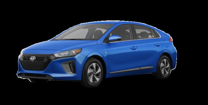 2018 Hyundai Ioniq Hybrid SE | Photo 6 | Marina Blue
