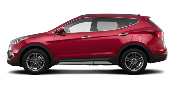 2018 Hyundai Santa Fe Sport 2.0T LIMITED | Photo 4 | Serrano Red
