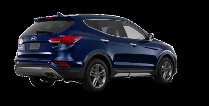 2018 Hyundai Santa Fe Sport 2.0T LIMITED | Photo 5 | Nightfall Blue