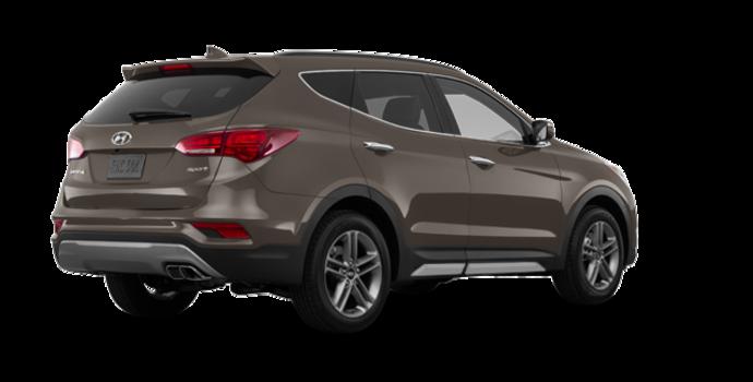 2018 Hyundai Santa Fe Sport 2.0T LIMITED | Photo 5 | Platinum Graphite