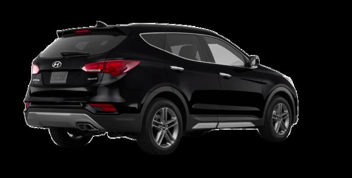 2018 Hyundai Santa Fe Sport 2.0T LIMITED | Photo 5 | Twilight Black