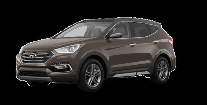 2018 Hyundai Santa Fe Sport 2.0T LIMITED | Photo 6 | Platinum Graphite