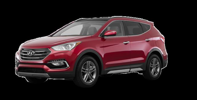 2018 Hyundai Santa Fe Sport 2.0T LIMITED | Photo 6 | Serrano Red