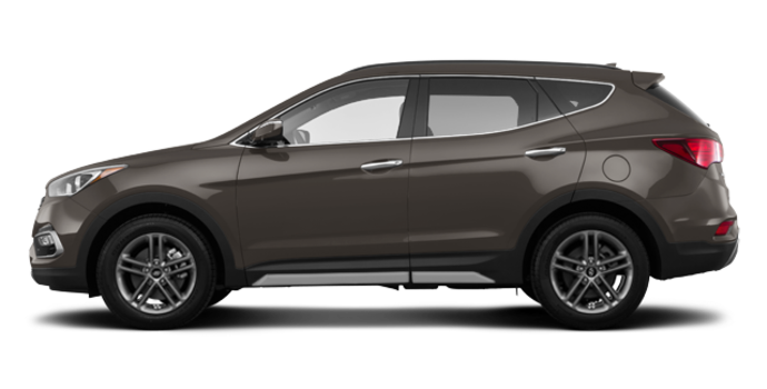 2018 Hyundai Santa Fe Sport 2.0T SE   Photo 4   Titanium Silver