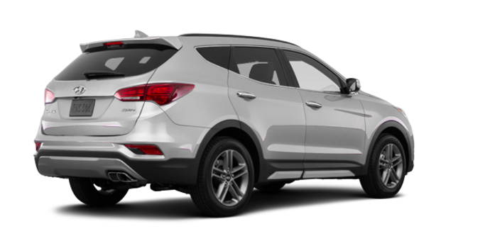 2018 Hyundai Santa Fe Sport 2.0T SE   Photo 5   Sparkling Silver