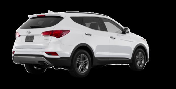 2018 Hyundai Santa Fe Sport 2.0T SE   Photo 5   Frost White Pearl