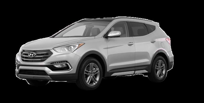 2018 Hyundai Santa Fe Sport 2.0T SE   Photo 6   Sparkling Silver