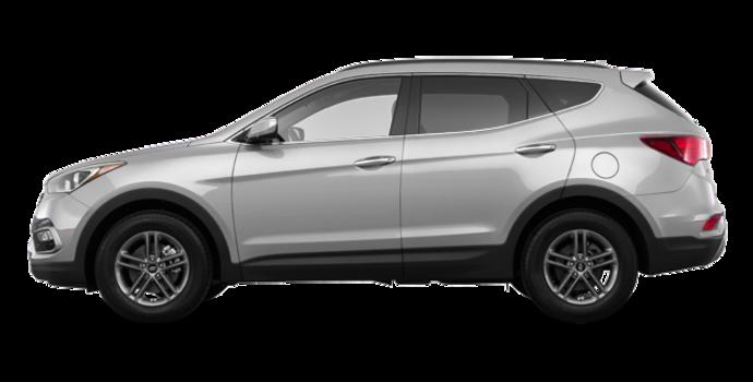 2018 Hyundai Santa Fe Sport 2.4 L PREMIUM | Photo 4 | Sparkling Silver